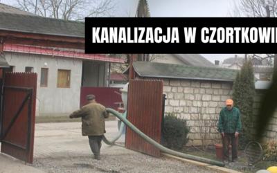 Kanalizacja wCzortkowie
