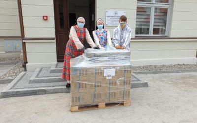 Dostałyśmy 42.000 rękawiczek!