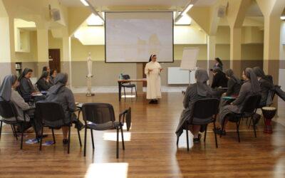 Warsztaty zTeologii Ciała dla Sióstr Salezjanek